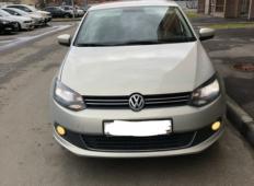 Аренда Volkswagen Polo 2015 в Брянске
