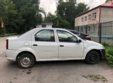 Аренда Renault Logan 2015 в Томске