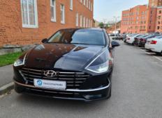 Аренда Hyundai Sonata 2020 в Санкт-Петербурге