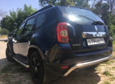 Аренда Renault Duster 2017 в Воронеже