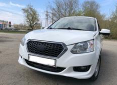 Аренда Datsun on-DO 2017 в Ульяновске
