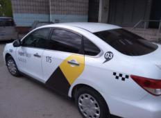 Аренда Nissan Almera 2018 в Барнауле