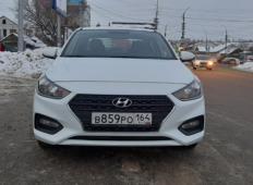Аренда Hyundai Solaris 2020 в Энгельсе