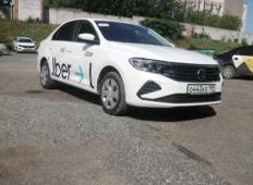 Аренда Volkswagen Polo 2021 в Перми