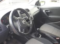 Аренда Volkswagen Polo 2016 в Рязани