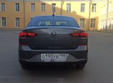 Аренда Volkswagen Polo 2021 в Санкт-Петербурге