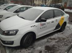 Аренда Volkswagen Polo 2019 в Рыбинске