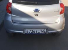 Аренда Datsun mi-DO 2018 в Краснодаре