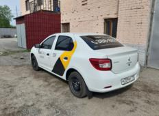 Аренда Renault Logan 2019 в Каменске-Уральском