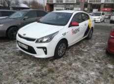 Аренда Kia Rio 2019 в Иркутске