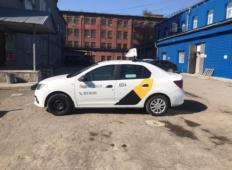 Аренда Renault Logan 2019 в Новосибирске