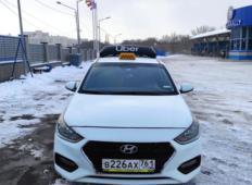 Аренда Hyundai Solaris 2017 в Ростове-на-Дону