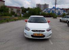 Аренда Hyundai Solaris 2014 в Тюмени
