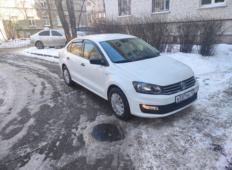 Аренда Volkswagen Polo 2020 в Санкт-Петербурге