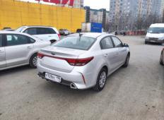 Аренда Kia Rio 2021 в Санкт-Петербурге
