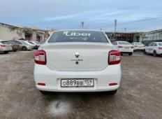 Аренда Renault Logan 2020 в Перми