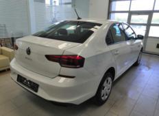 Аренда Volkswagen Polo 2021 в Екатеринбурге