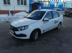 Аренда LADA (ВАЗ) Granta 2019 в Омске