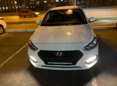 Аренда Hyundai Solaris 2019 в Ижевске