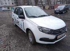 Аренда LADA (ВАЗ) Granta 2019 в Воронеже