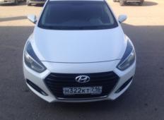 Аренда Hyundai i40 2015 в Казани
