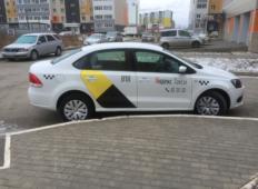 Аренда Volkswagen Polo 2014 в Барнауле