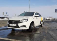 Аренда LADA (ВАЗ) Vesta 2018 в Тольятти