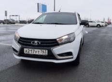 Аренда LADA (ВАЗ) Vesta 2019 в Тольятти