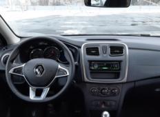 Аренда Renault Logan 2018 в Тольятти