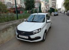 Аренда LADA (ВАЗ) Granta 2019 в Краснодаре