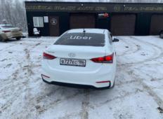 Аренда Hyundai Solaris 2017 в Нижневартовске