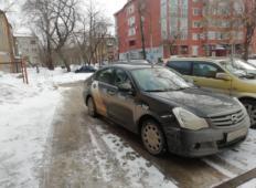 Аренда Nissan Almera 2018 в Перми