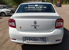 Аренда Renault Logan 2021 в Новороссийске