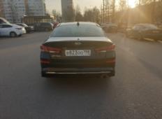 Аренда Kia Optima 2019 в Санкт-Петербурге