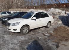 Аренда Datsun on-DO 2019 в Новосибирске
