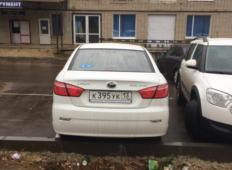 Аренда Lifan Solano 2018 в Саранске