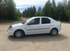 Аренда Renault Logan 2013 в Сыктывкаре