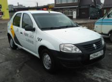 Аренда Renault Logan 2012 в Нижнем Новгороде