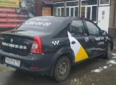 Аренда Renault Logan 2011 в Нижнем Новгороде