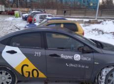 Аренда Hyundai Solaris 2015 в Волгограде