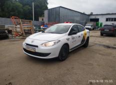 Аренда Renault Fluence 2012 в Уфе
