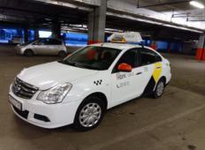 Аренда Nissan Almera 2019 в Красноярске