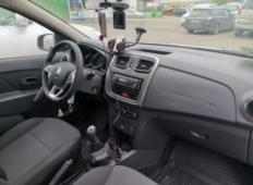 Аренда Renault Logan 2019 в Красноярске