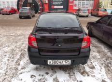 Аренда Datsun on-DO 2015 в Красноярске