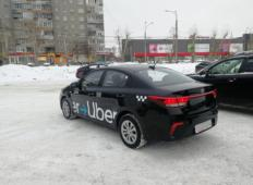 Аренда Kia Rio 2019 в Екатеринбурге