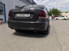 Аренда Volkswagen Polo 2018 в Новосибирске