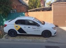 Аренда Renault Logan 2016 в Краснодаре