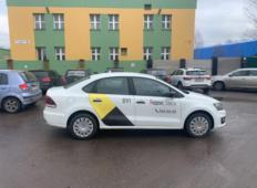 Аренда Volkswagen Polo 2019 в Санкт-Петербурге