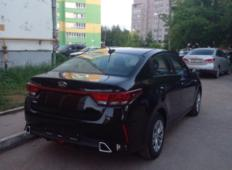 Аренда Kia Rio 2021 в Кирове