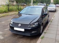 Аренда Volkswagen Polo 2018 в Кирове